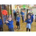 Circus Skills - Plate Spinning