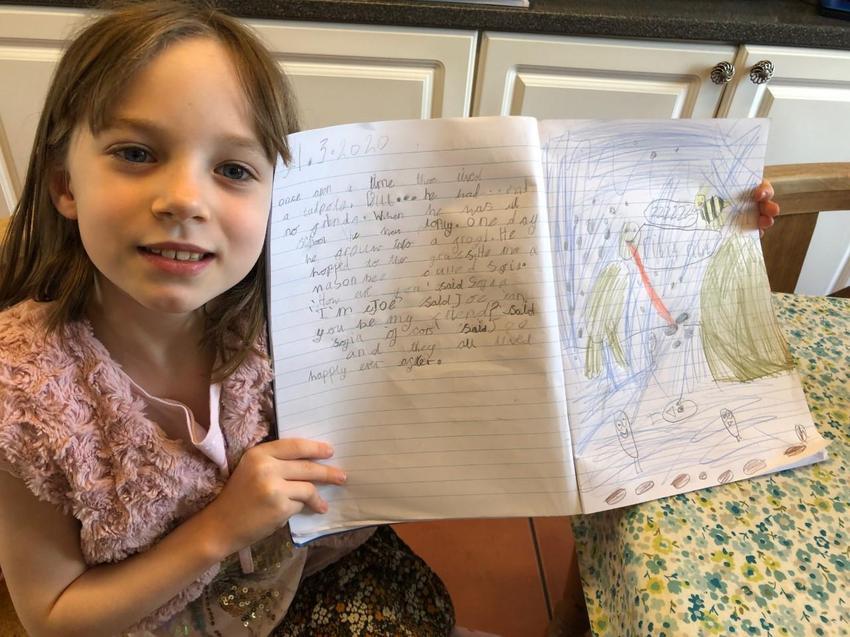 Lovely writing Isobella!