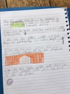 Super writing from Bence today!