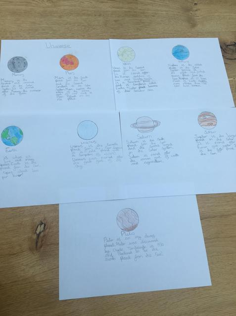 Brilliant work by Harrison on the planets.