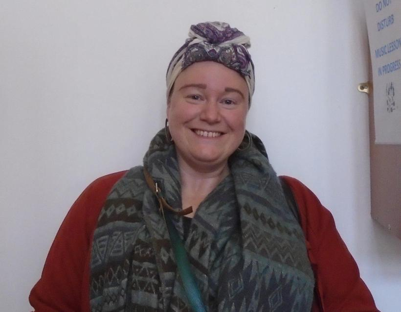 Kathy Williams, Art Teacher