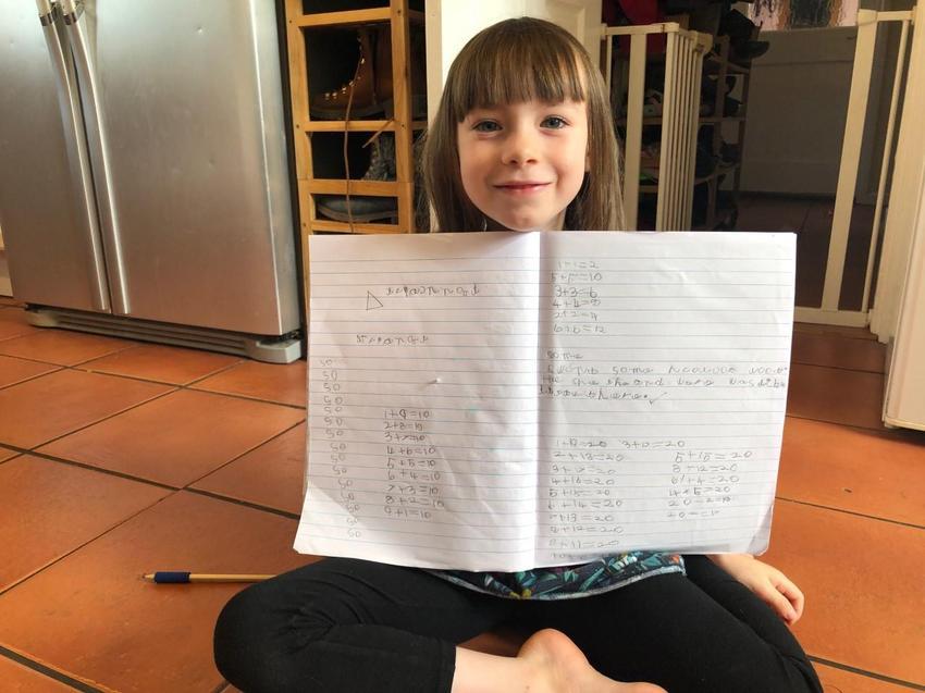 Victoria's maths