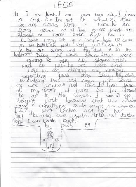 Noah's story.