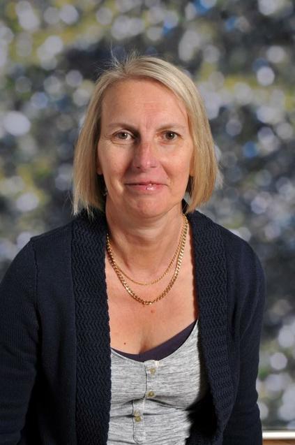 Sue Harvey, TA