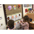 Adding information in our role-play area