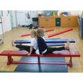 Gymnastics in KS1