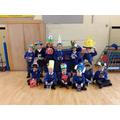 KS1 Easter Bonnet Winners