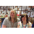 Miss Davidson and Mrs Sutherland are in Sunbeams class