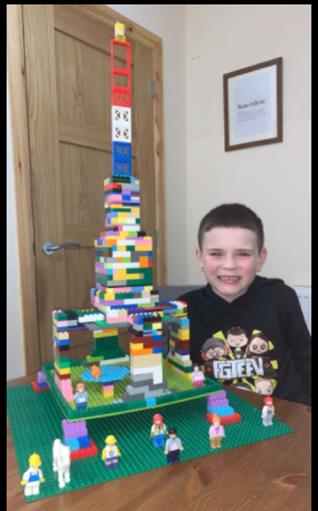 Using Lego