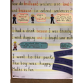 Anchor chart - conjunctions