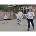 Egg and Spoon Race Practice