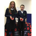All year groups have had poppies in mind this week in preparation for Remembrance Day this Sunday. Year 3 made paper poppies, Year 4 painted poppy pastel water colours. Year 5 crafted clay poppies and Year 6 made poppy silhouette pictures as well as writing remembrance poems. Mrs Willis-Fisher and the prefects have also been selling poppies all week, raising money to support our Armed Forces Community. Upton Junior School will be having a special assembly on Monday to mark this special day.