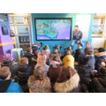 Linked to our Topic for this term, Water, half of year 6 went to Poole Quay to join the charity Birds of Poole Harbour in learning about the importance of the harbour. They were given a talk about how it is the world's 2nd largest natural harbour and how valuable it is to our wildlife – especially the birds that over-winter here. The two-hour boat trip was extremely chilly but they were lucky enough to spot numerous birds including spoonbills, egrets, cormorants, oyster catchers, avocets, a buzzard and some red-breasted mergansers. They even spotted 2 harbour seals!! Whilst on board, the year 6's did group presentations about a topic they had been learning about prior to the trip – this was on Ocean Plastics, Jobs in Poole Harbour, Birds in Poole Harbour or Habitats in and around Poole Harbour.