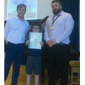 A huge congratulations to Rafael Ghazawy for passing his ABRSM grade 2 piano with merit!