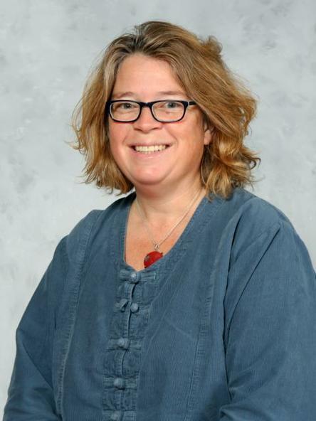 Mrs Mary Pritchard - HLTA