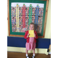Matilda is a star this week for trying really hard