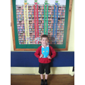 Ben is a star this week for working so hard