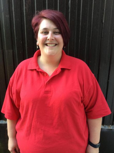 Mrs Natalie Gilham - Cleaner/Caretaker