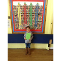 Tilly is a star this week for helping others.