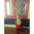 Poppy is a star this week for her amazing writing.