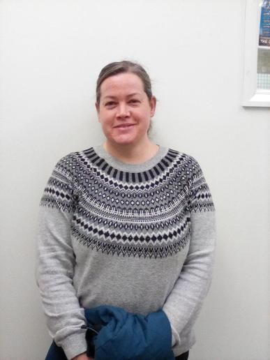 Sarah Wright - Reception Teacher, DDSL