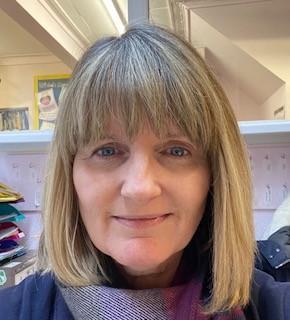 Carol Harper - Senior Pupil Services Officer