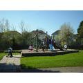 Infants playground