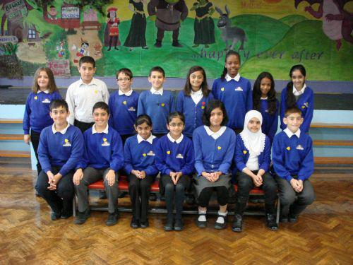 The 2012-2013 Prefects