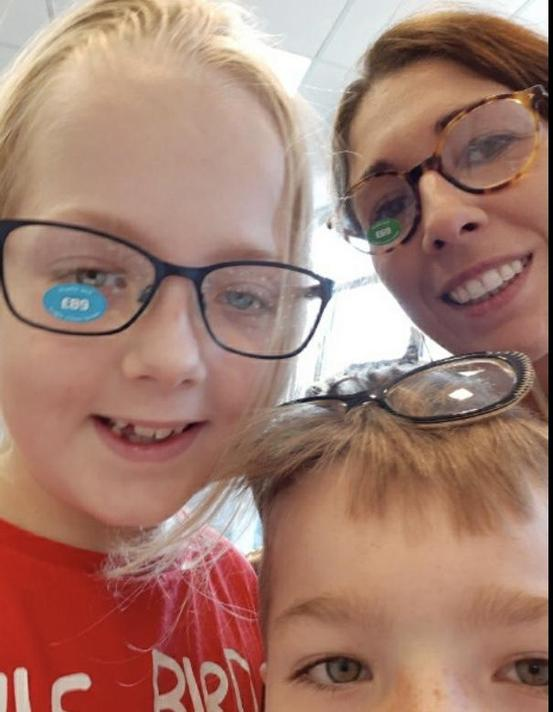 Health care at the opticians