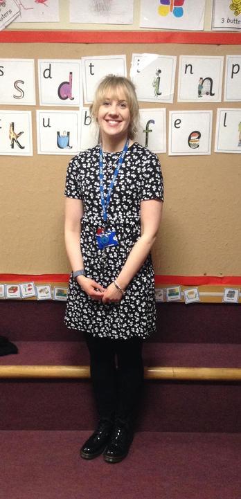 Miss McKeating - Class Teacher