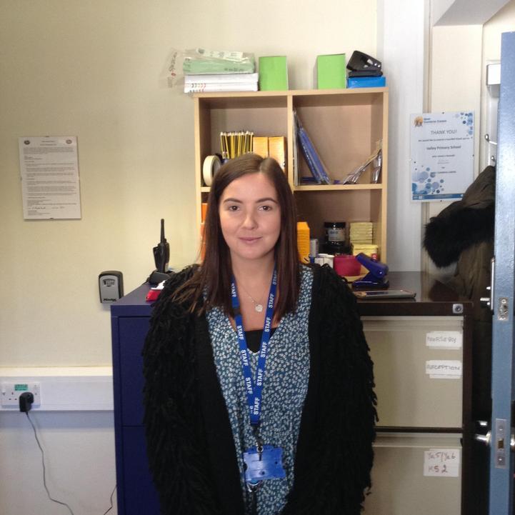 Miss Nicholson - Class Teacher