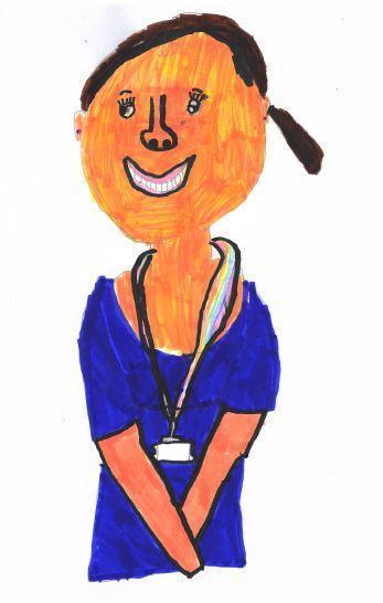 Mrs Scullion - Year 4 Teacher