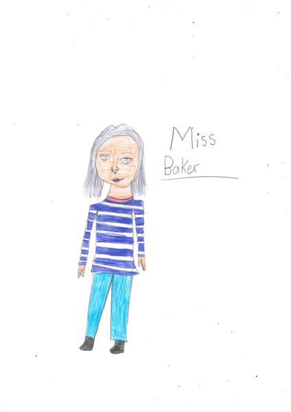 Miss Baker - LSA