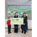 Waitrose green tokens money