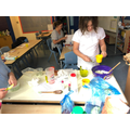 Play Dough Making