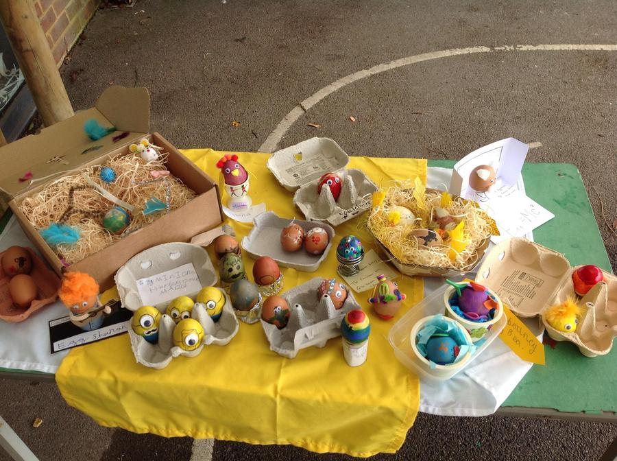 Our Maple Class entries