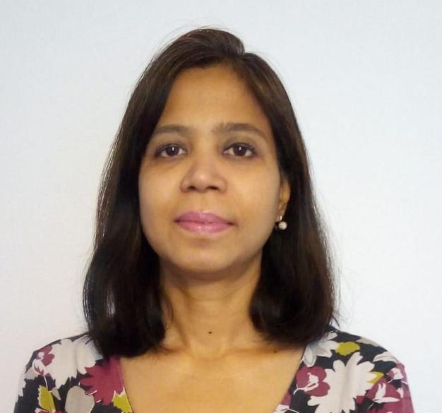 Ms Saha - Teaching Assistant
