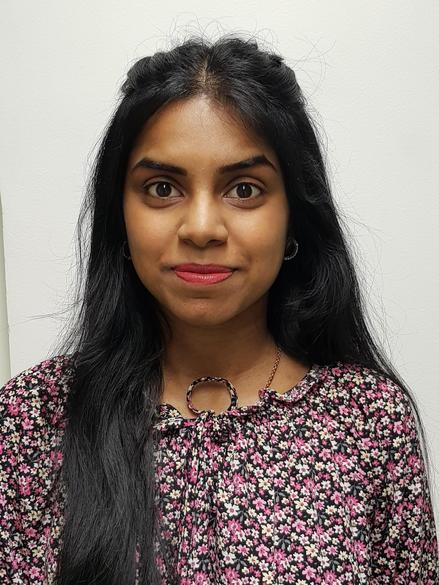 Ms Rajakumaran - Teaching Assistant