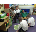 We love to read independently