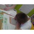 I can add 2 digit numbers on a 100sq