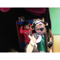 We played Pirates at Nursery