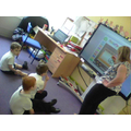 A cued articulation session with Mrs Pipes