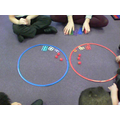 We learned that some numbers can be shared...