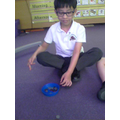 We've been learning to identify different coins