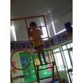I can climb too!