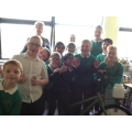 We made 5 a day smoothies on a bike!