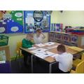 We wrote FANTASTIC stories!