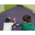 Flicking marbles - this one is tricky!