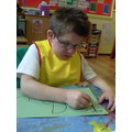 Play session: fine motor / sensory