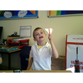 I am making puppets to retell a story